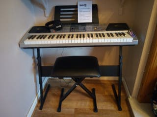 Rock Jam 661 keyboard