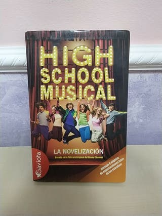 High school musical,la novela
