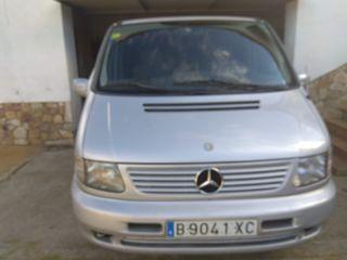 Mercedes-Benz Vito Clase V 2000 Camper