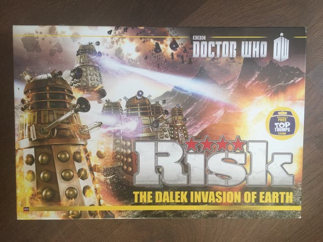 Dr Who edition Risk