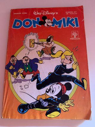 Cómic don miki nº657