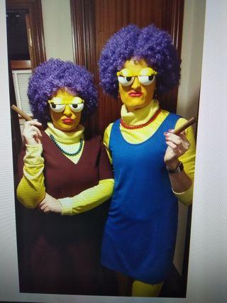 Disfraz de Patty y Selma