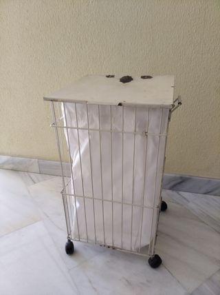 Mueble vintage 70 consultorio médico guardar ropa