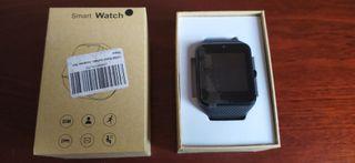 Smartwatch con ranura sim y cámara