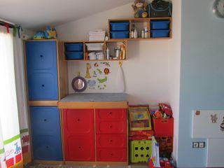 Armario muebles habitación infantil
