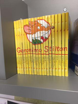 geronimo stilton (colección)