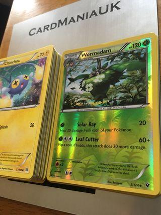 35x Pokemon Cards 5 HOLOS