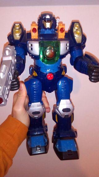 Robot eléctrico
