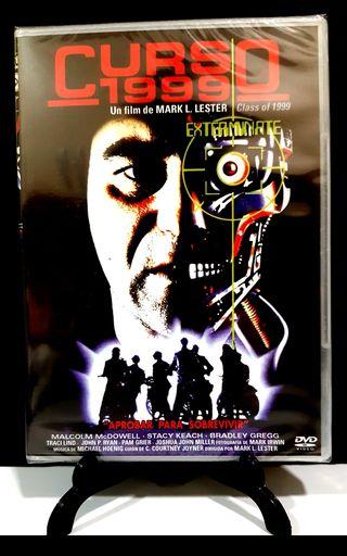 CURSO 1990 DVD NUEVO