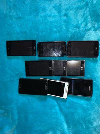 téléphones en bon état