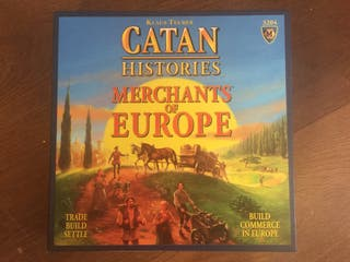 Catan Merchants of Europe