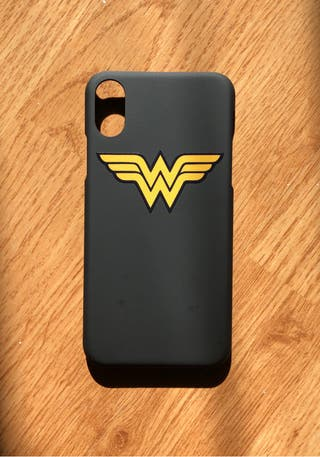 Funda Iphone X Wonder Woman