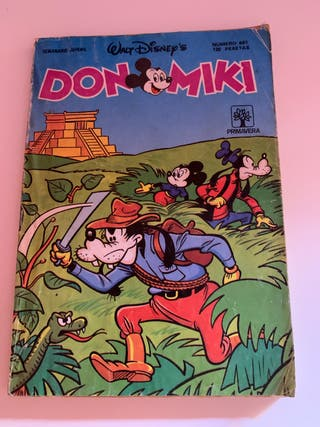 Cómic don miki nº661