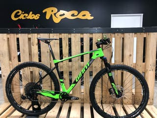 Giant XTC advanced 29 T/L (casi nueva)