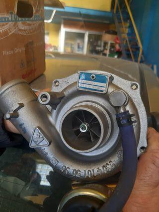 turbo de Peugeot Expert
