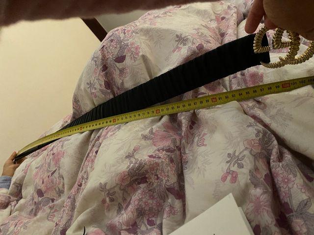 Cinturón gucci elástico mujer
