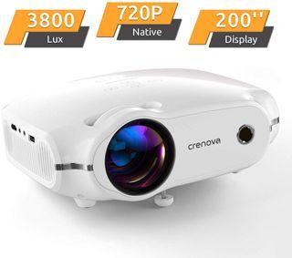 Proyector, Lúmenes 3800, nuevo, Soporte Full HD