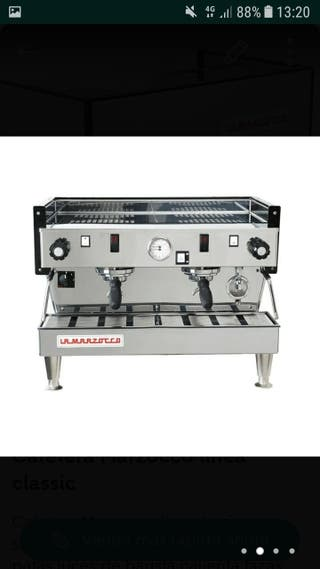 Cafetera Marzocco línea Classic
