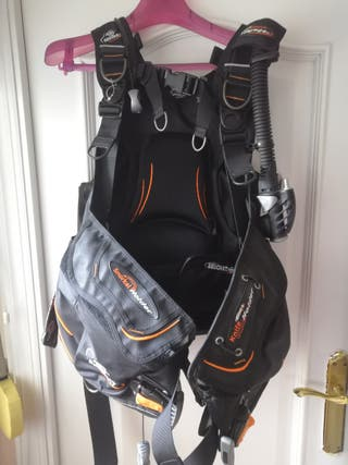 BCD. Chaleco buceo