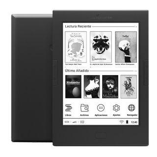 Libro electronico Energy Sistem Pro 4 6 Tactil Luz