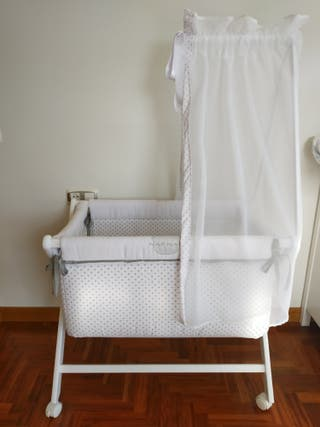 Minicuna Bebé Naf Naf
