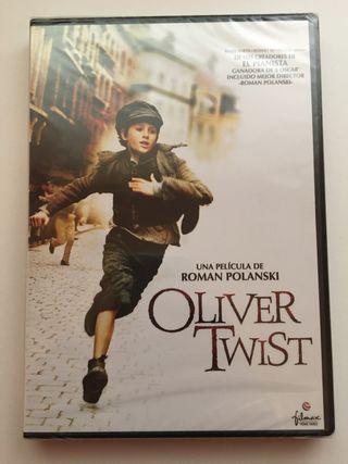 Dvd precintado película Oliver Twist