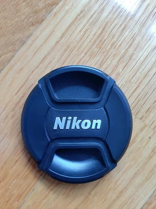 Tapa de Objetivo Nikon 62mm