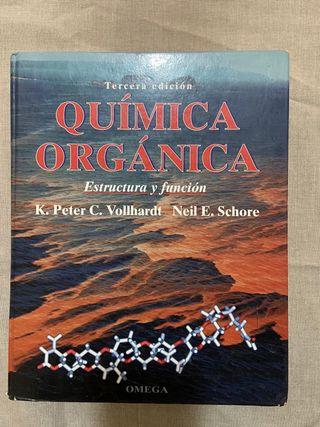 Química Orgánica. Estructura y Función.