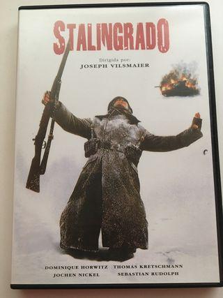 Dvd película Stalingrado