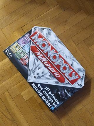 Monopoly millonario nuevo.