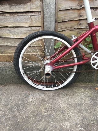 22 inch bmx bike for sale!