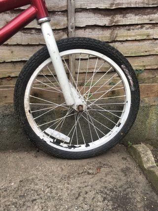 22 inch bmx bike for sale!