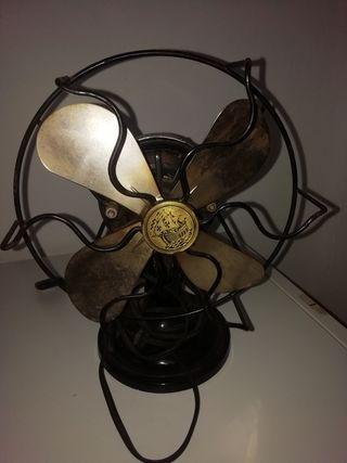 ventilador antiguo años 30-40