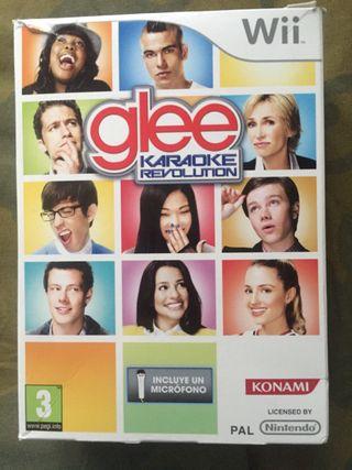 Glee karaoke revolution para wii