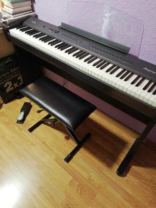 piano eléctrico 88 teclas, Ringway PDP500