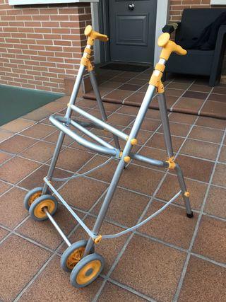 Andador aluminio FORTA