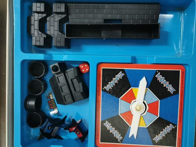 Antiguo juego Zaxxon