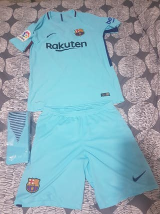 Equipación Barça Original VaporKnit NUEVA