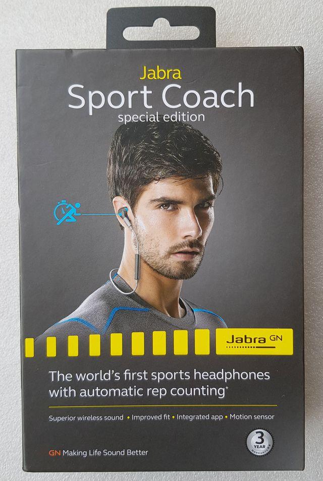 Auriculares inalámbricos Jabra Sport Coach