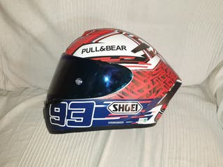 Casco Shoei Marc Marquez 2019