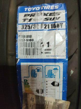 Toyo 325/30R21