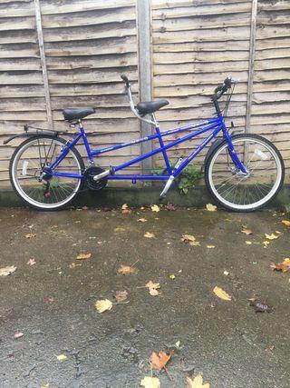 Konnect 2 tandem bike