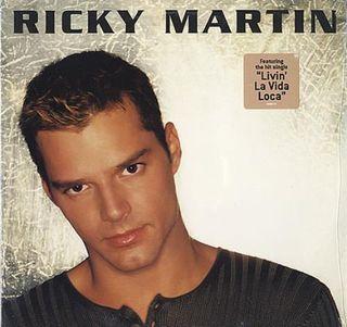 RICKY MARTIN * 2LP VINILO * Precintado desde 1999