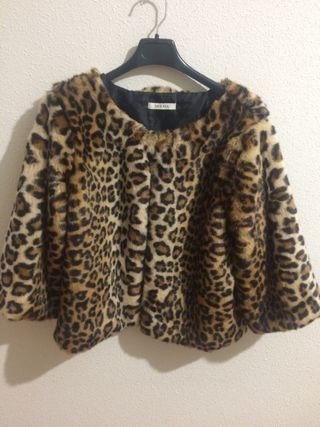 Chaqueta leopardo