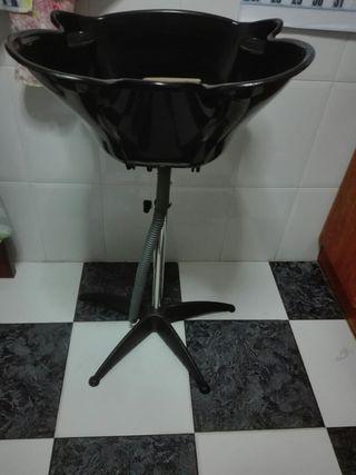 lavacabezas portátil