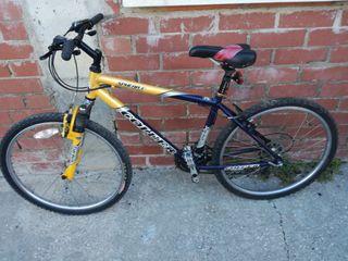 bicicleta coluer marca buena, perfectamente 2