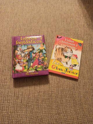 3 libros infantiles