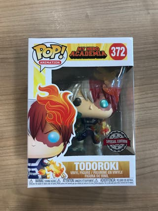 Todoroki Metalic [372] Funko Pop My Hero Acade