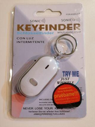 Buscador de llaves con estuche