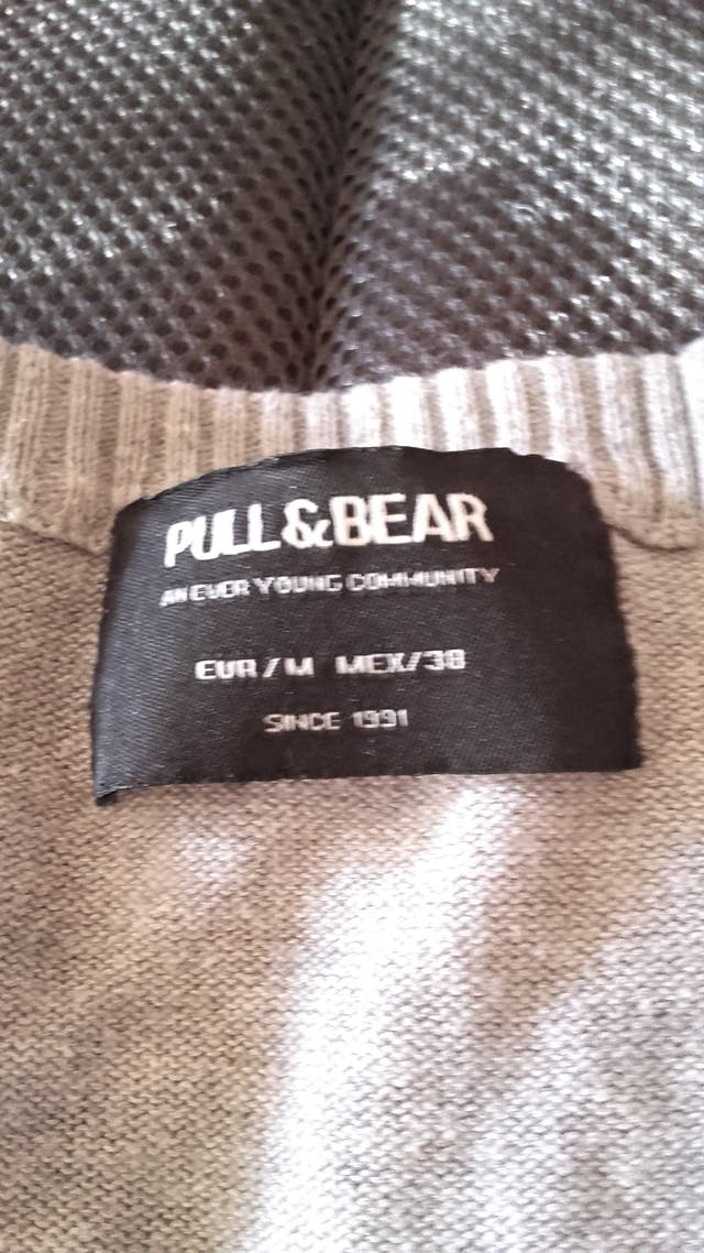 Jersey Pull&Bear